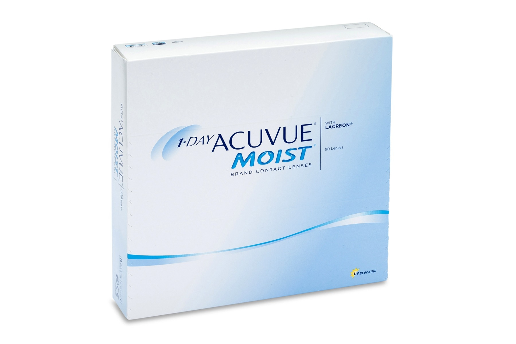 1 Day Acuvue Moist Contact Lenses 90 Pack Buy Online