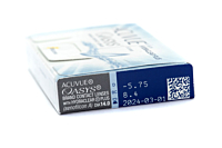 Acuvue Oasys Contact Lenses - prescription box view