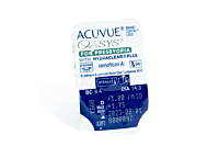 Acuvue Oasys for Presbyopia Contact Lenses - lens packaging