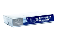 1 Day Acuvue Trueye Contact Lenses - prescription box view