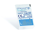 1 Day Acuvue Trueye Contact Lenses - lens packaging