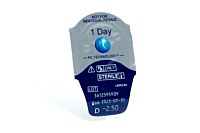 Proclear 1 Day Contact Lenses - lens packaging
