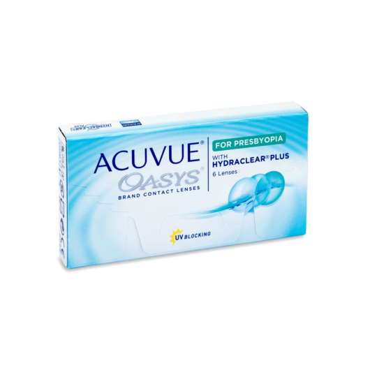 Acuvue Oasys for Presbyopia (6 Lenses)