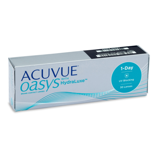 Acuvue Oasys 1 Day (30 lenses)