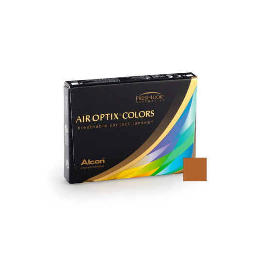 Air Optix Colors - Brown (2 lenses)