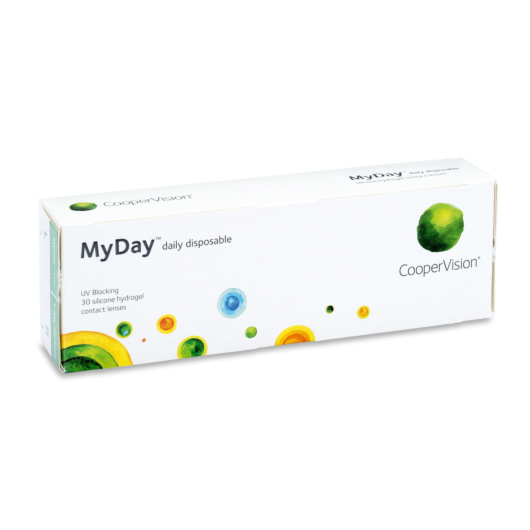 MyDay Daily Lenses (30 Lenses)