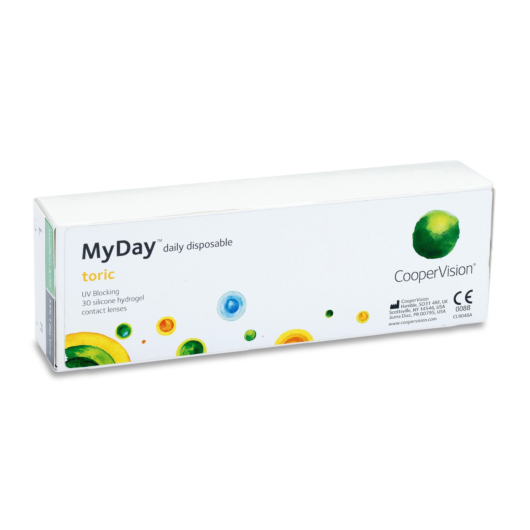 MyDay Toric (30 Lenses)