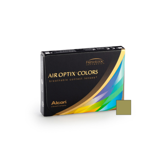 Air Optix Colors - Green (2 lenses)