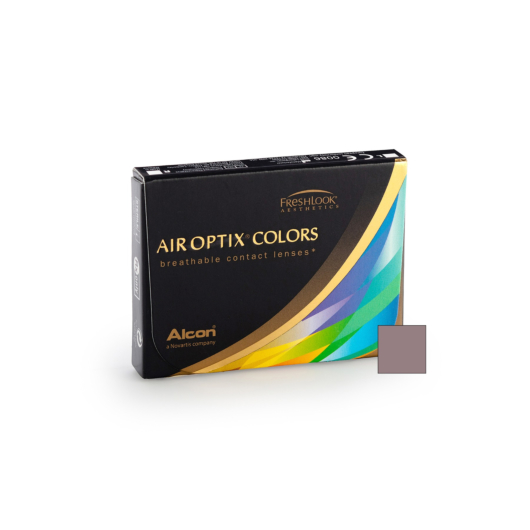 Air Optix Colors - Grey (2 lenses)