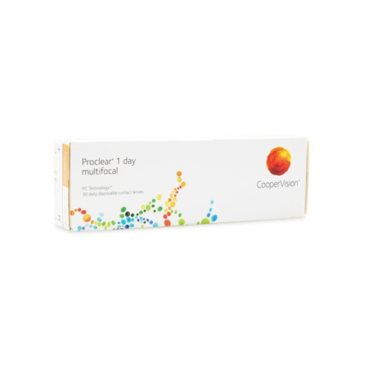 Proclear 1 Day Multifocal (30)