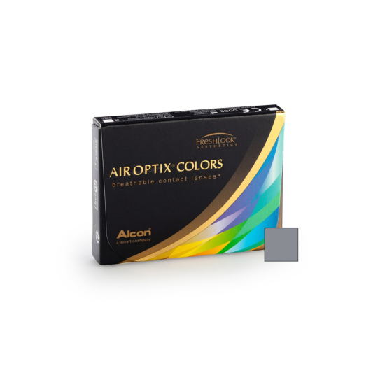 Air Optix Colors - Sterling Grey (2 lenses)
