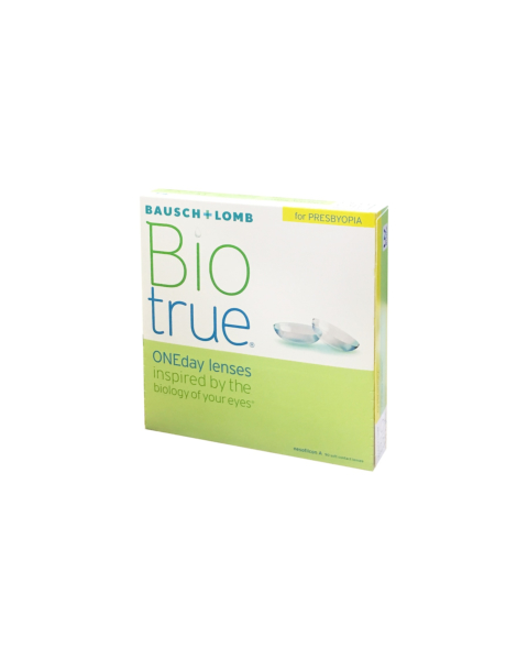 Biotrue ONEday for Presbyopia (90 lenses)