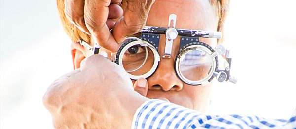 Facts About High Myopia