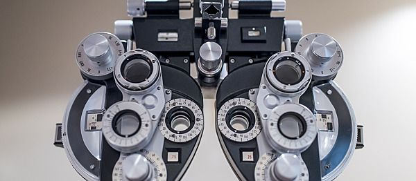 Who Created The Modern Eye Test?
